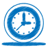 blue-clock-icon